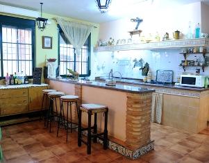 Casas rurales almagro ciudad real for Cocinas casas rurales